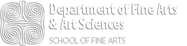 [logo] Department of Visual Arts and Sciences of Art