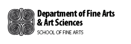 Department of Fine Arts and Sciences of Art